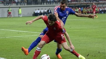 Азербайджан выстоял в противостоянии с хорватами