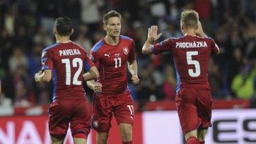 Чехия дожала Казахстан