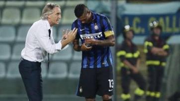 «Интер» и «Милан» сыграли товарищеские матчи
