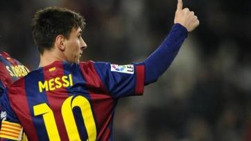 Лионель Месси всю жизнь будет играть за «Барселону»