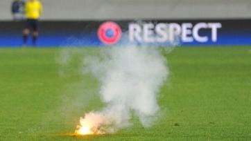 ЦСКА оштрафован на 20 тысяч евро