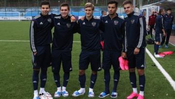 Дмитрий Хомуха назвал стартовый состав молодёжной сборной России
