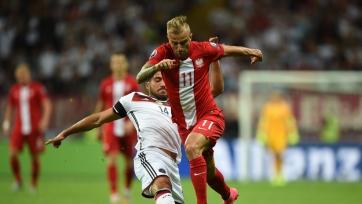 Германия взяла реванш у Польши