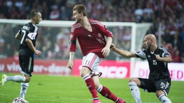 Дания и Албания победителя не выявили
