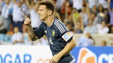 Аргентина отправила в ворота Боливии семь безответных мячей