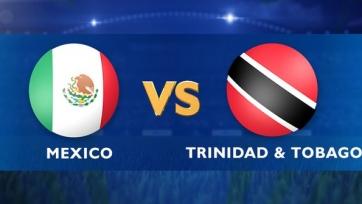 Мексика и Тринидад и Тобаго забили на двоих шесть мячей