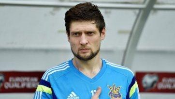 Селезнёв из-за травмы покинул расположение сборной Украины