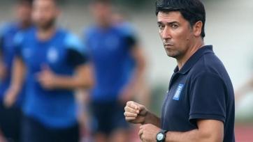 Цанас: «Игра сборной Греции внушает оптимизм»