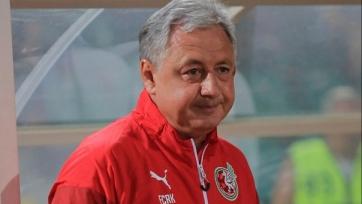 Ринат Билялетдинов попрощался с командой