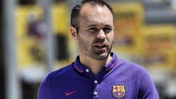 Андрес Иньеста грезит о победе в Лиге чемпионов