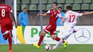 Люксембург одержал первую победу в отборочном цикле Евро-2016