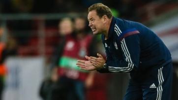 Леонид Слуцкий: «Мы создали много моментов в первые 65 минут»