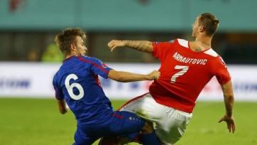 Австрия выиграла у Молдовы
