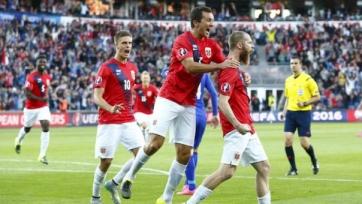Норвежцы огорчили хорватов
