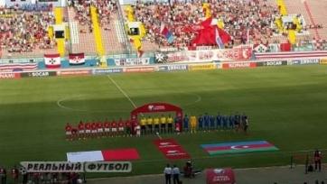 Мальта и Азербайджан сыграли вничью