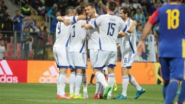 Босния и Герцеговина разгромила Андорру