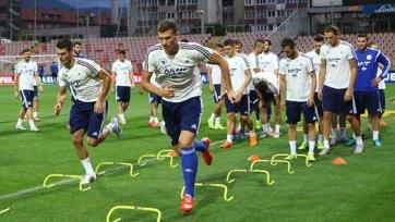 Джеко: «Не думайте, что против Андорры играть очень просто»