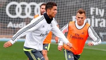 Черышев: «Нужно бороться за место в составе «Реала»
