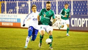 «Томь» на своём поле не справилась с «Волгарем»