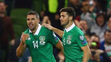 Ирландия обыграла Грузию
