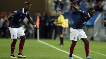 Французы обыграли сербов в товарищеском матче