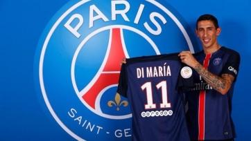 Ди Мария: «ПСЖ нацелен на победу в Лиге чемпионов»