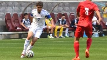 На просмотре в ЦСКА находится полузащитник сборной Казахстана