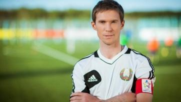 Александр Глеб: «В первом тайме матча с Украиной не понимал, что происходит»