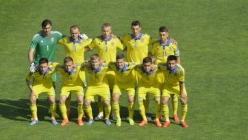 Украинская «молодёжка» проиграла датчанам