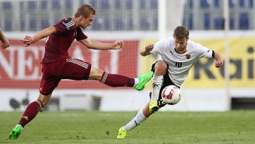 ЧЕ-2017 U-21. Австрийская «молодёжка» обыграла россиян