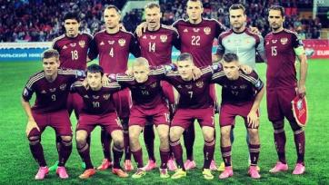 Стартовые составы на матч Россия – Лихтенштейн
