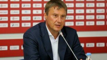Хацкевич: «Мы заслужили победу над Люксембургом»
