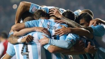 Аргентина спаслась в матче с Мексикой, проигрывая в два гола