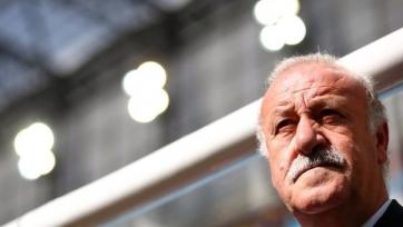 Дель Боске: «Сборная Испании случайно победила Македонию»