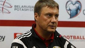Хацкевич: «Будем стараться набрать очки со словаками»