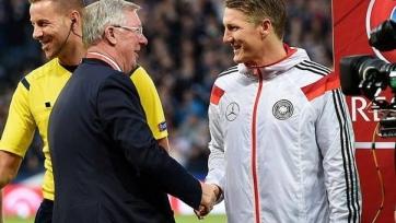 «Манчестер Юнайтед» заплатил за Швайнштайгера девять миллионов евро