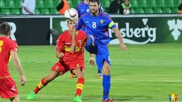 Александр Гацкан против России не сыграет