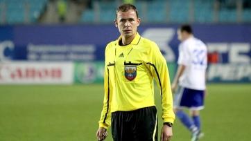 Мешков назначен на поединок между ЦСКА и «Зенитом»