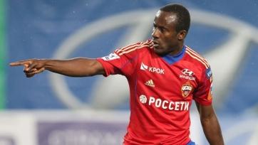 Слуцкий не знает, останется ли Думбия в ЦСКА на вторую часть сезона