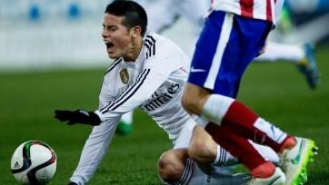 Хамес Родригес получил серьёзную травму