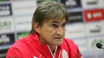 Валерий Чалый: «Совру, если скажу, что не хочу быть главным тренером»