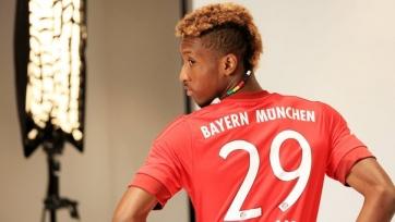 Коман готовится дебютировать за «Баварию» в матче с «Аугсбургом»