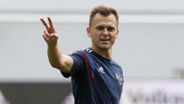 Черышев может продлить контракт с «Реалом»