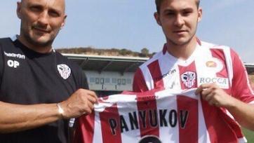 Андрей Панюков дебютировал в Лиге 2