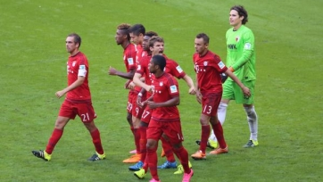 «Бавария» одержала волевую победу