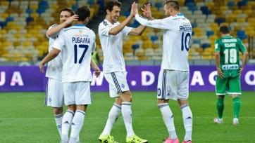 Киевское «Динамо» вернулось на победный путь