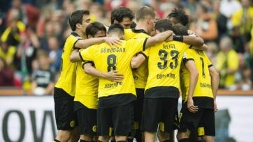 «Боруссия» проводит лучший старт сезона в истории Бундеслиги