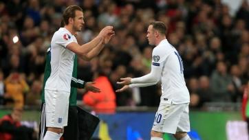 Кейн хочет стать лучшим бомбардиром в истории сборной Англии
