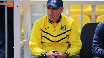 Курбан Бердыев: «Есть удовлетворение от игры, но не от результата»
