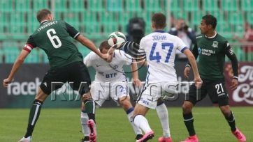 «Краснодар» разобрался с «Динамо»